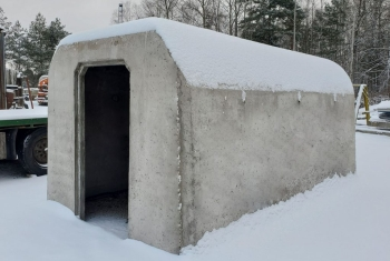 Betónová pivnica typ 3 - rovná